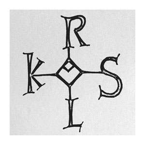monogramme charlemagne carolus