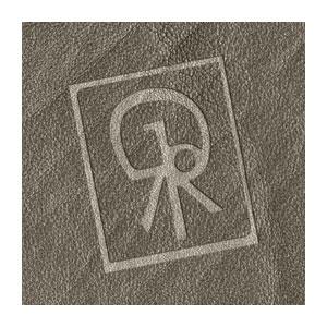 Monogramme marquage cuir